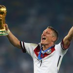 Bastian Schweinsteiger has played his last game for 🇩🇪 Games: 120 ⚽: 24 World Cup 🏆: 2014 EURO 🥈: 2008 Danke, Basti! https://t.co/Fn0dSz0jbY