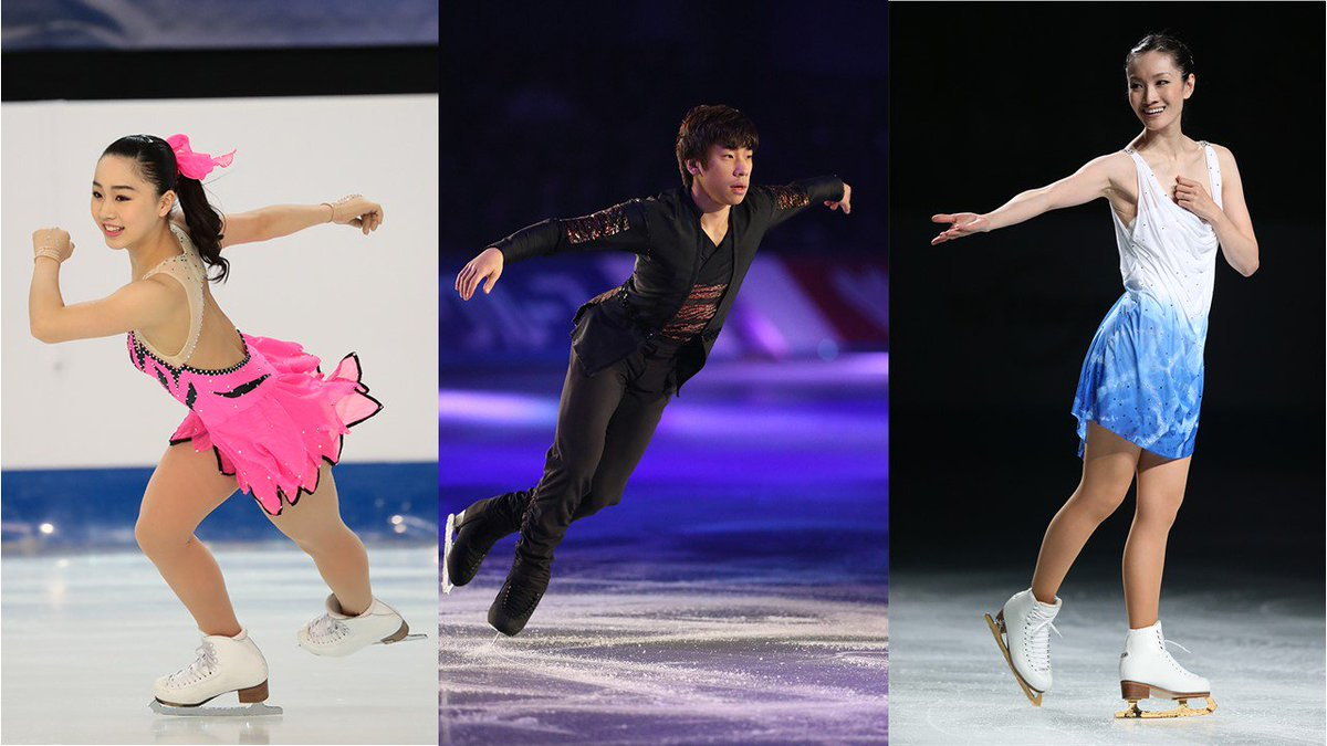 「Japan Open 2016」に樋口新葉選手、織田信成さん、ゲストに荒川静香さんの出場が決定いた…