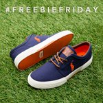 #FreebieFriday FOLLOW & RT for a chance to win this pair of Polo Ralph Lauren trainers. Good luck! https://t.co/zZFeYhTq7h
