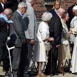 At Nazi death camps of Auschwitz-Birkenau, Pope Francis meetings with survivors. https://t.co/Gssg8c1XNS https://t.co/vklGtVOQVq