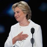 Clintons historic speech prompts tears and pride from Democrats https://t.co/ol091IQkX3 https://t.co/LWin5QsEuJ