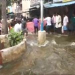 In IT city Bengaluru, people seen fishing after heavy rain https://t.co/5MWxqElWHK https://t.co/wHKKv1TsAK
