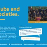 Join a Club or Society at Bolton. @Bolton_SU @BoltonUni @AspireBolton #ExperienceBolton https://t.co/Rz8ePTwZVK