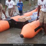 Boats, fire engines, come to IT city Bengalurus rescue https://t.co/5MWxqElWHK https://t.co/1bCqh8lVRo