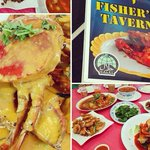 Seafood lover? Family feast? 😁 FISHERS TAVERN SEAFOOD | 11 YISHUN INDUSTRIAL ST 1, North Spring Bizhub. HALAL 💯 https://t.co/iJ9BSaeKZr