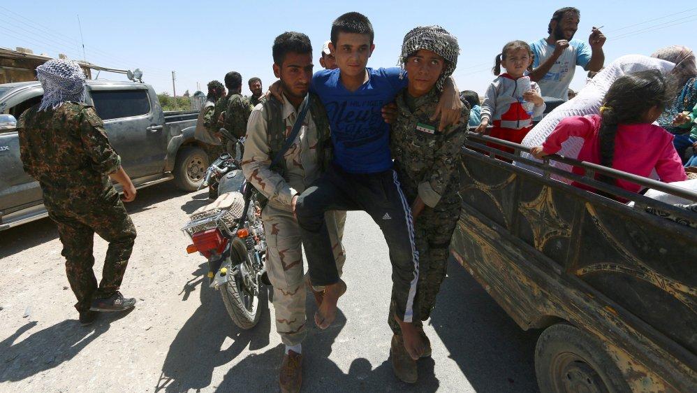 Fighting continues in Syria as al-Nusra breaks from al-Qaeda