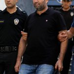 Ali Akkus. If Turkey has few excellent newsroom editors, he is among the top. Publisher of graft cases. Arrested. https://t.co/uqUQAfFGv6