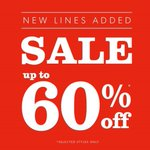 New lines added to the @NewLookFashion sale! Bag a bargain while stock lasts! 👛 👜 #Huddersfield https://t.co/nyyQKmSQHs