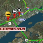Accidents are popping up everywhere. @6abc #6abctraffic https://t.co/SG8r6UKvOH