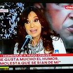 Y porque en 2010 perdí mi laburo en @C5N por hacer un chiste sobre la entonces Presidente @CFKArgentina ? https://t.co/W37LAt9GIA