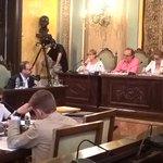 .@carlesvega #plePaeria: sí a moció treballadors Paeria pq retornar drets laborals està justificat i x conciliació https://t.co/8P3yDj8mmm