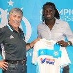 Bafétimbi Gomis rejoint Marseille où il est prêté par Swansea sans option dachat. https://t.co/5oJkbaulw0