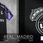Le Real Madrid a dévoilé ce vendredi son maillot third pour la saison prochaine. https://t.co/q6VlIA3Iiy