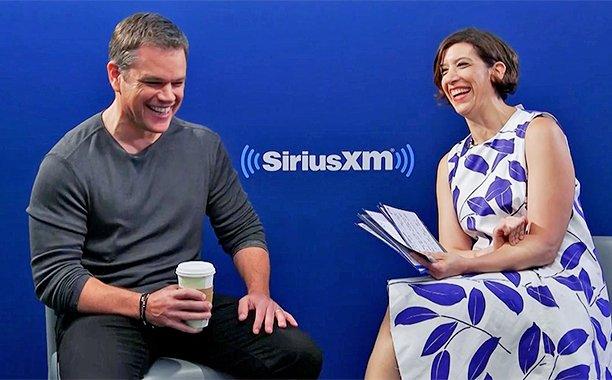 Matt Damon says he buys champagne for all the stunt men he injures on set: 🍾