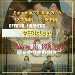 Today is EB UNLI + Plus Day! Happy Anniversary @EatBulaga ! 37 Yrs & counting 37, 38, 39, Partey! 🎉 🐼 OHT #EBisLove https://t.co/Q23nkb3hfH