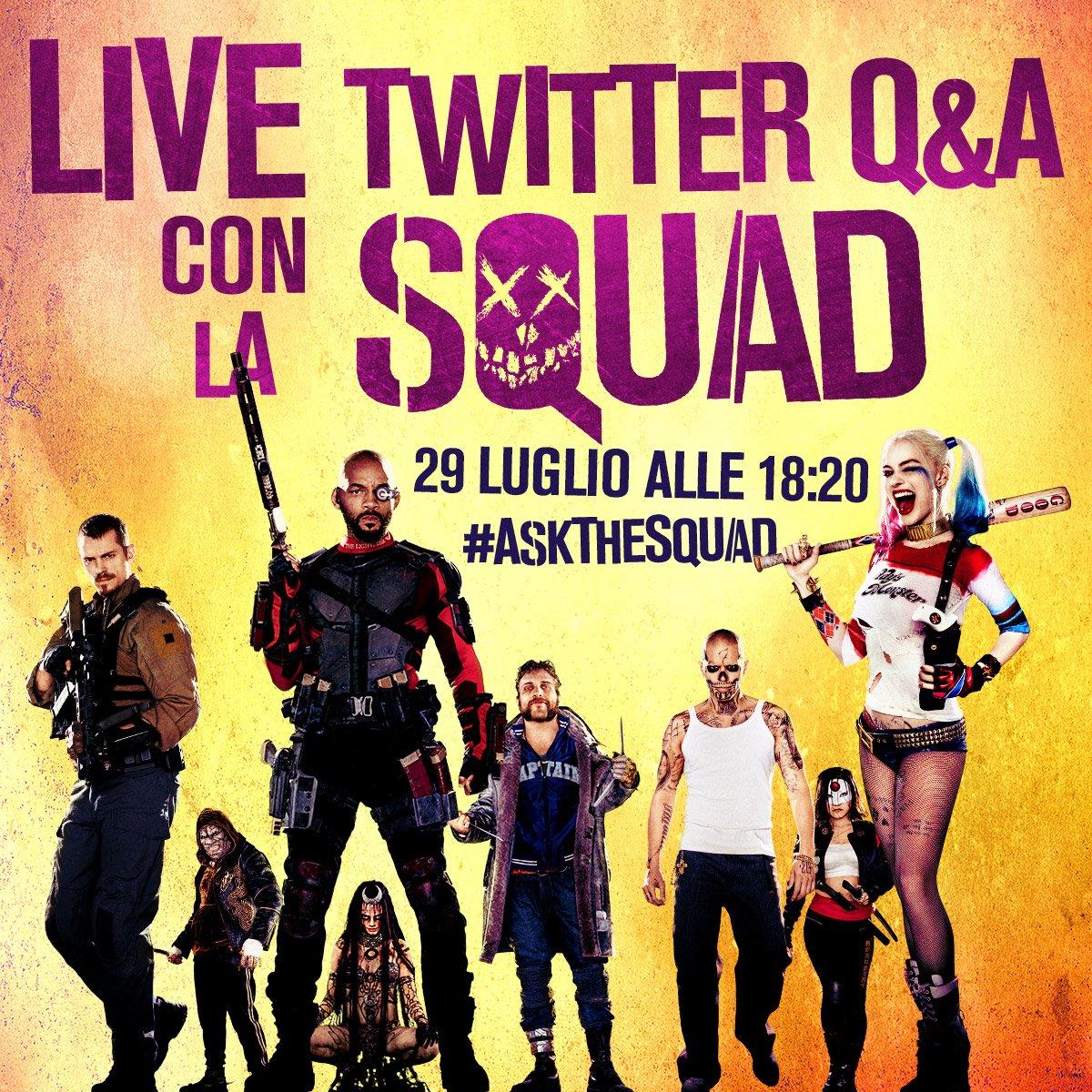 #AskTheSquad
