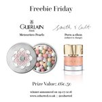 RT+F @cohorted for a chance to #win #Guerlain & @SmithandCult  Oh so luxurious.... #FreebieFriday #Giveaway 🌟 https://t.co/Px5Ncwaj8c