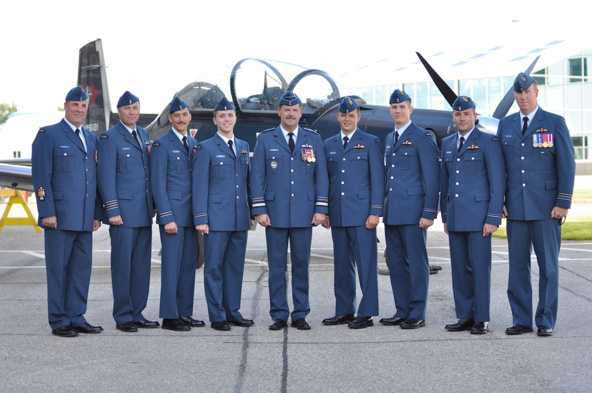 the  rcaf welcomes new pilots at 15 wing moose jaw story   training  aviationexcellence