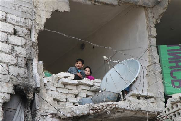 'Clock is ticking' for besieged Aleppo, United Nations says