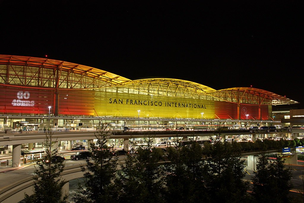 A3:  sfo of course