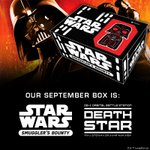 RT & follow @OriginalFunko for the chance to win a Death Star box from Smugglers Bounty! https://t.co/lAhyVFhQhI