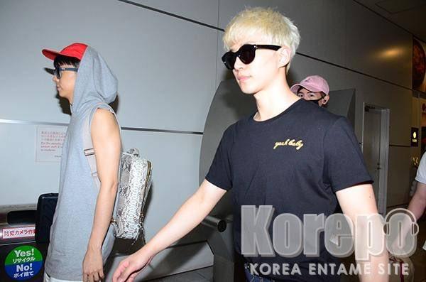金髪が似合う #ジュノ さんです!「速報取材レポ@福岡」【#2PM 編】豪華K-POPスターが続々来…