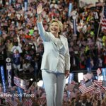 By wearing a white suit, Hillary Clinton honored the women who had gone before her https://t.co/YuDdhqKylq https://t.co/GGdY0gFNP1