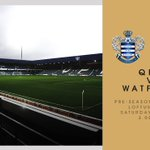 TICKETS: Reduced ST holder QPR tickets on sale until 5pm. Pay on day available: https://t.co/Npu2pv8ho2 #watfordfc https://t.co/LWtEcAtB4F