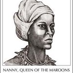 Queen Nanny successfully defeated British army many times in 1700s Jamaica & freed 1000+ slaves #BlackWomenDidThat https://t.co/MQ806rqecd