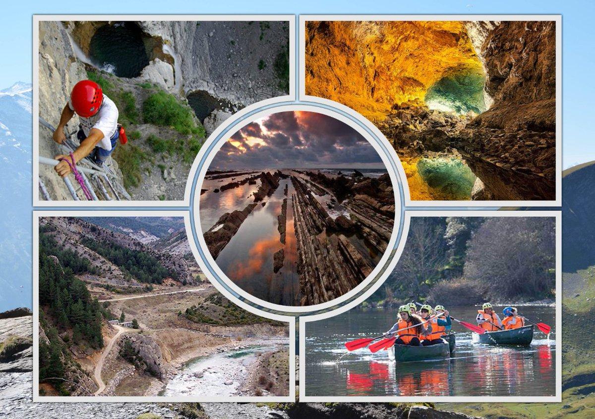 #Geoturismo | 11 destinos geológicos de España para visitar en vacaciones https://t.co/xQWP30iO7F https://t.co/S2PVhsUUXt