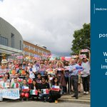 #ScienceIsGlobal with @UHSFT and @UoS_Medicine so proud of our global teams and partners https://t.co/NvQzBsyq9m https://t.co/9RxdNbgOVV