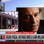 Solo 1 testaferro de cientos de @CFKArgentina nos robó 113 declaraciones juradas de Macri! Hablame de ajuste KUMPA!! https://t.co/duPHZWFBxf