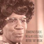 #BlackWomenDidThat cracked that glass ceiling that just shattered #ShirleyChisholm https://t.co/j1poFbzdPk