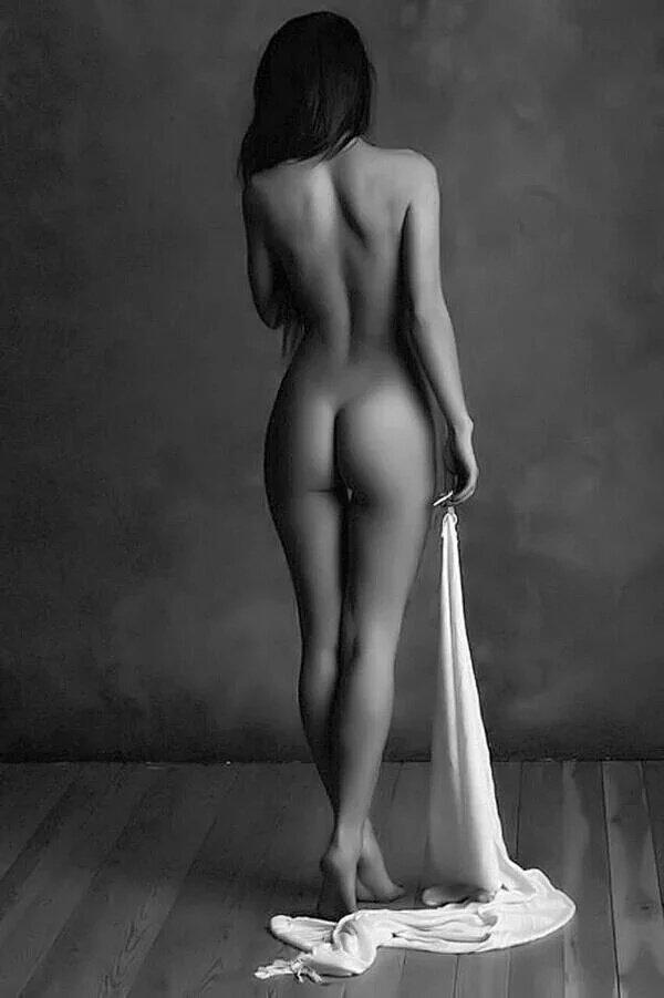Фото голых худых красивых девушек со спины 718 фотография