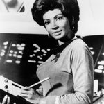 Nichelle Nichols, one of the first black women characters on tv not portrayed as a servant. #BlackWomenDidThat https://t.co/y7GdtOs1aB
