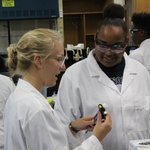 This week, students in #WMed's Summer Pipeline Program got an up-close look at science and research @kcollege. https://t.co/wZx0lU2Wgb