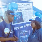 Battle bussing on the battle ground in Tshwane with @SollyMsimanga Change is comming to Tshwane! 5 days lets go! https://t.co/z7qJ6ohUrx