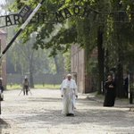 El camino silencioso del Papa Francisco entre la crueldad de Auschwitz https://t.co/F7Gz7Wn8QB https://t.co/cTaAsbems6