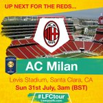 Safe to say we have history with @acmilan...  We meet again!  🎟 https://t.co/U9OiErCDih 📺 https://t.co/0YnXR3e2lp https://t.co/MwiYf0NV9M