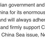 """If Cambodia """"will always adhere...and firmly support Chinas stance"""" why be an ASEAN member? https://t.co/5HrEmlhmwW https://t.co/etDUTusHsa"""