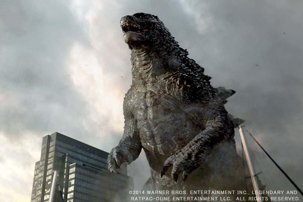 本日の放送のゴジラさんのスペックです。身長108.2メートル、尾の長さ167.74メートル、足のサイ…