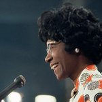 Shirley Chisholm: 1st black woman elected to Congress. 1st woman to run for Dem POTUS nomination. #BlackWomenDidThat https://t.co/sq3c5EjX4Z