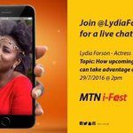 #MTNiFest Join @lydiaforson on Periscope today @ 2PM for a live chat on this. https://t.co/WE1izVHjkS