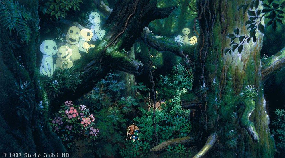 「ゴジラ」をご覧いただきありがとうございます。来週は2週連続、夏はジブリの第一弾「もののけ姫」を放送…