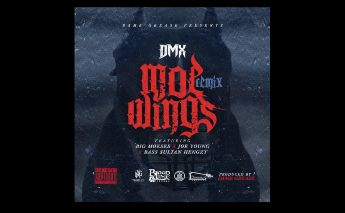 Bass Sultan Hengzt feat. DMX, Joe Young & Big Moses - Moe Wings (prod. Dame Grease) https://t.co/zoukA1hOza https://t.co/pyq54vNjcv