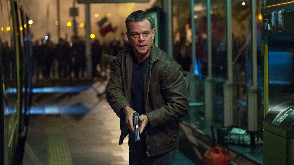 Matt Damon's JasonBourne shoots down $4.2 million at the Thursday box office
