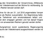 Gericht zu #Erdogan-#Demo in #Köln: Videoleinwand erlaubt, aber nicht für Übertragungen aus #Türkei @ZDFheute https://t.co/6jsBO0b2ix