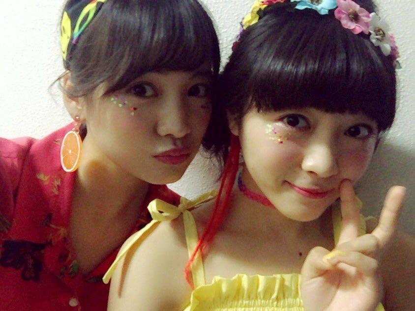 私立恵比寿中学さんの中山莉子ちゃん🍒💓  りこちゃんとは、いろいろとご縁が。。(*´ェ`*)♡今日は…