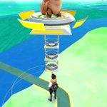 "Vine a fer ""esport"" al gimnasos #PokemonGO de #lamitjanalleida, hi ha tres.  @ecoactivitatsll https://t.co/3G2ldCaSYf"