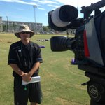 Talking football with first year @NGHSFB Head Coach Erik Westberg.....@WFMY @WFMYhss https://t.co/mOgoWkTNwH